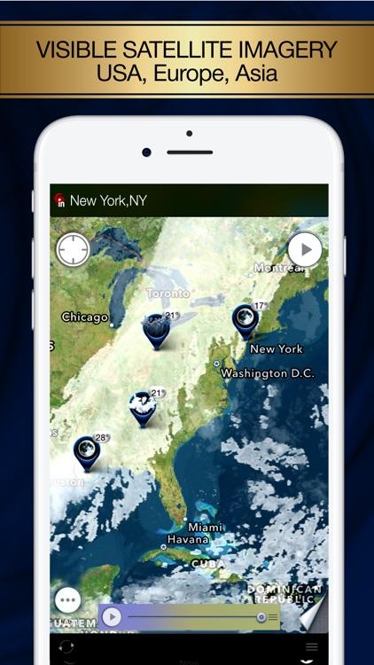 Radar MAX: NOAA Weather radar screenshot-4