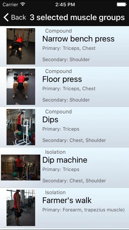 101+ Fitness Exercises