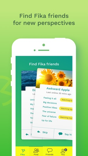 Fika Emotional Fitness On The App Store