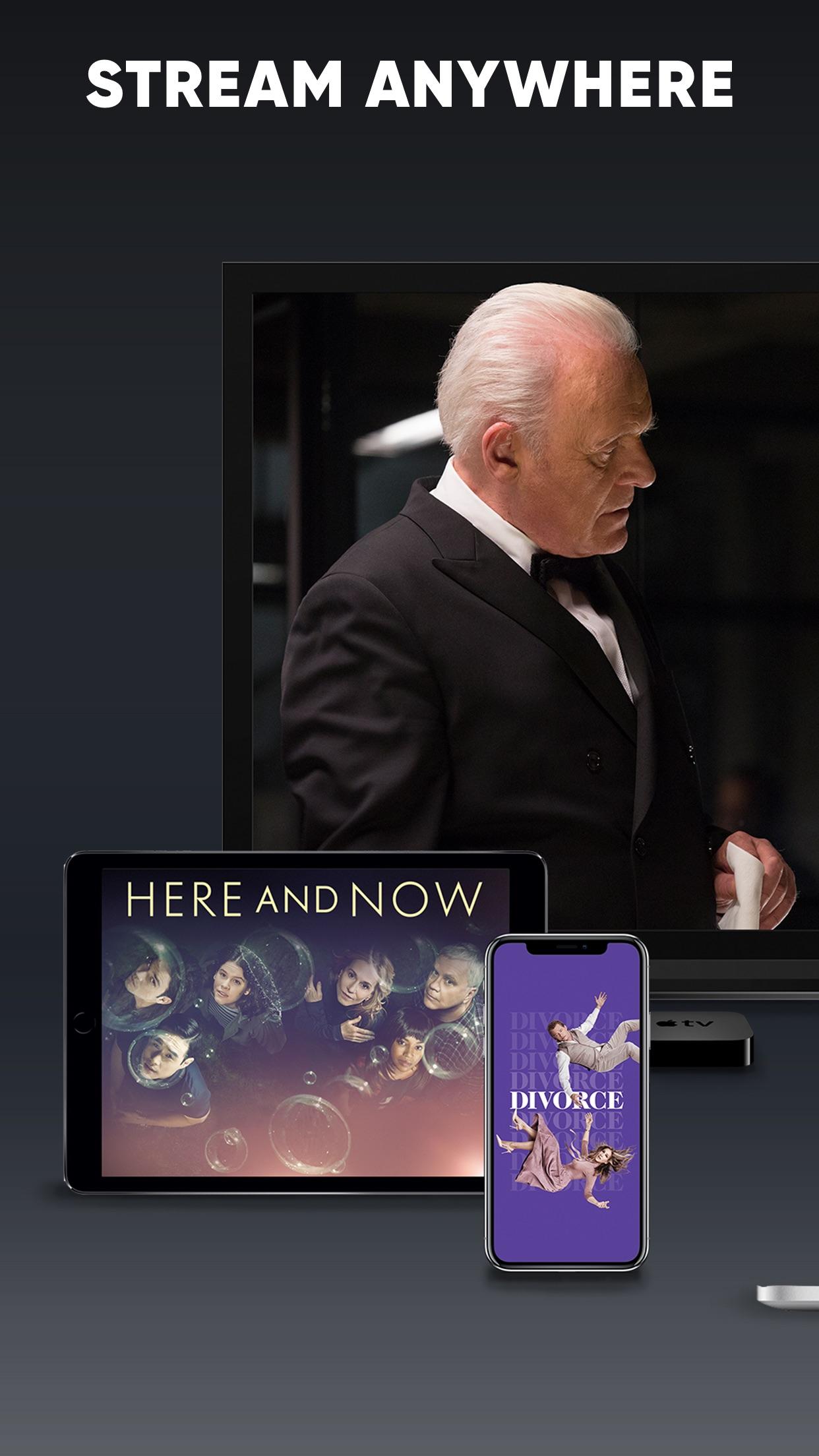 HBO NOW: Stream TV & Movies Screenshot