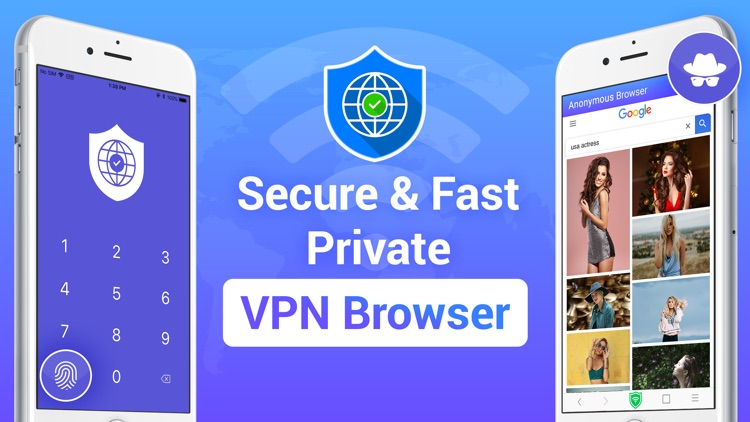 VPN Browser – Private Browsing by Ahmed Md Hussain