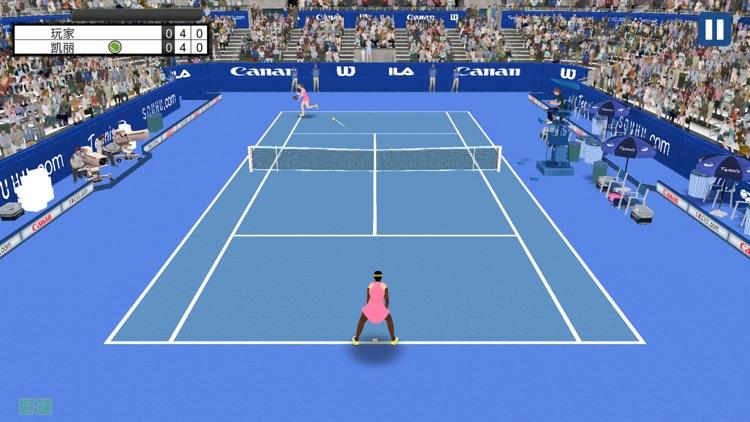 Tennis Mania 3D