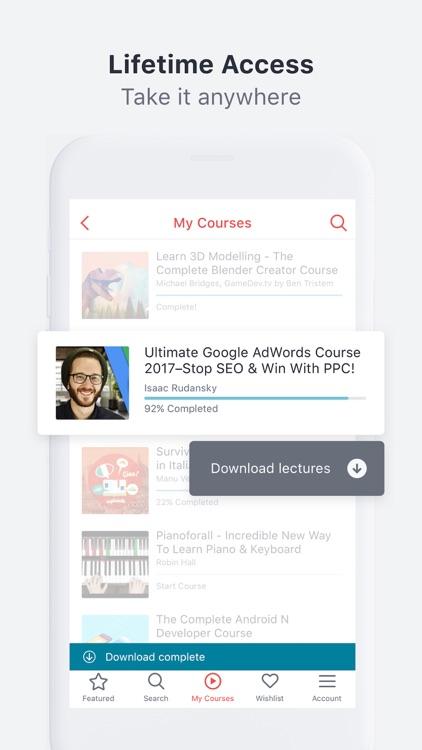 Udemy - Online Courses screenshot-3