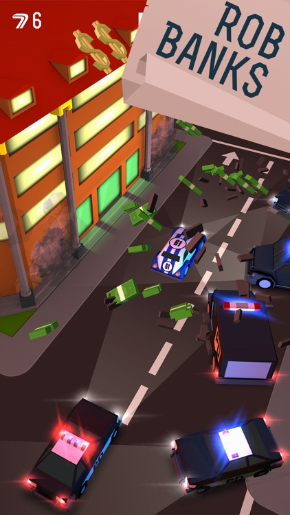 Drifty Chase screenshot-1