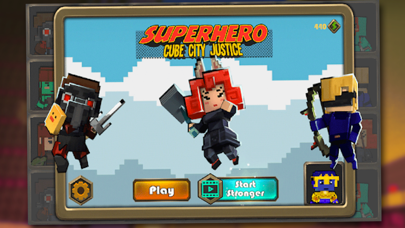 Superhero: Cube City Justiceのおすすめ画像1