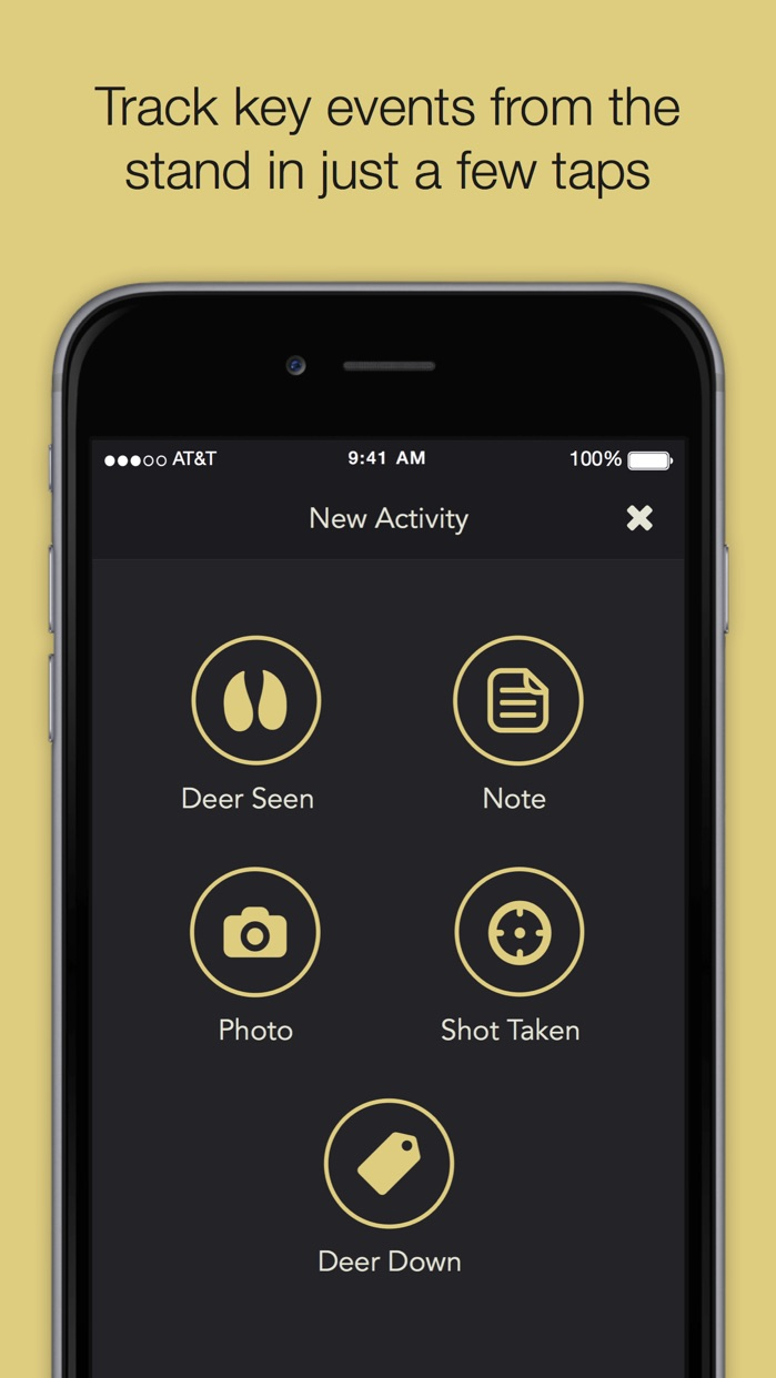 Quiver Hunting App Screenshot