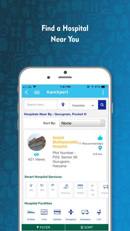 KareXpert-Online Healthcare screenshot-3