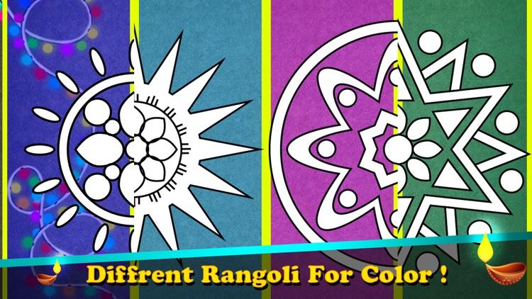 Diwali Rangoli Designs 2019 screenshot-4