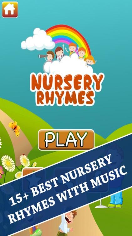 Kids Nursery Rhymes Songs screenshot-4