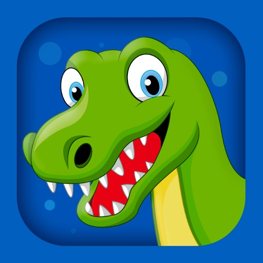 Dinosaur Games: Puzzle for Kids & Toddlers icon