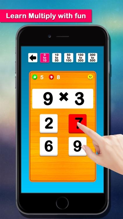 Easy Maths - Maths Game screenshot-4