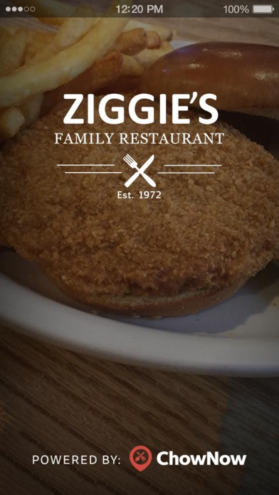 Ziggie's Family Restaurant screenshot 1
