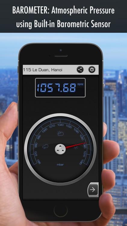 Compass 12: GPS Magnetic North screenshot-3