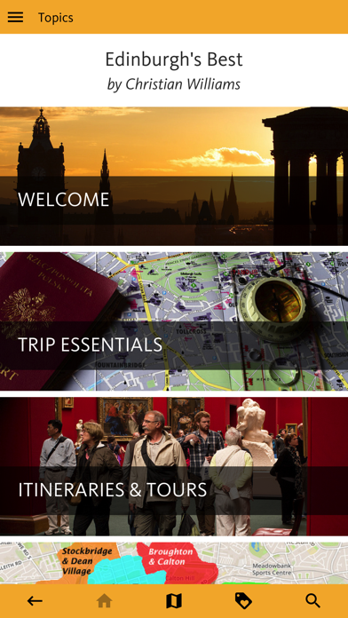 Edinburgh's Best: Travel Guide screenshot 1
