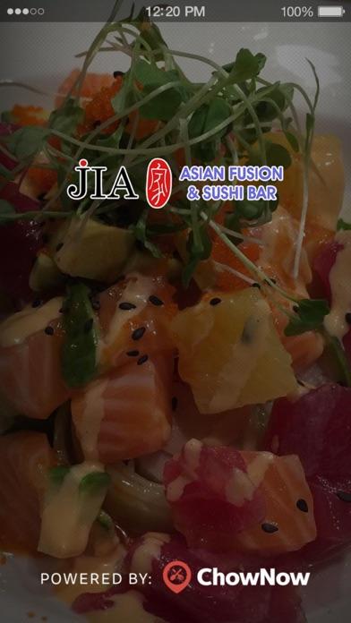 Jia Asian Fusion screenshot 1