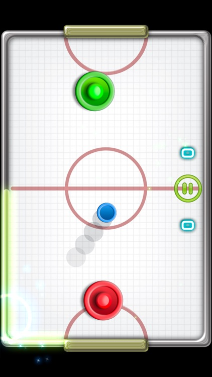 Glow Hockey 2L screenshot-1