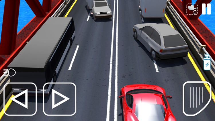 Highway Car Racing Game screenshot-3