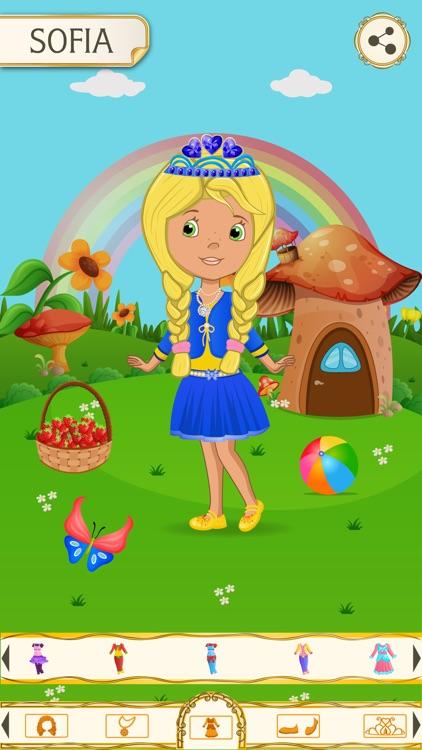My Little Sunshine Girl Salon screenshot-3