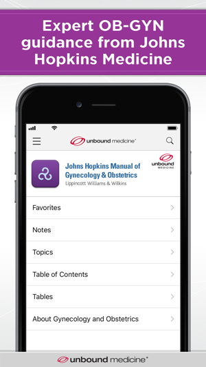 Gynecology and Obstetrics on the App Store