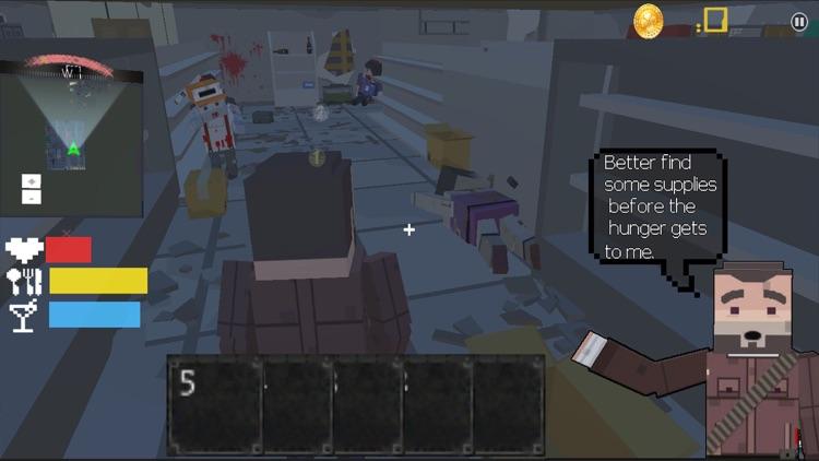 Zombie Apocalypse : survival screenshot-4