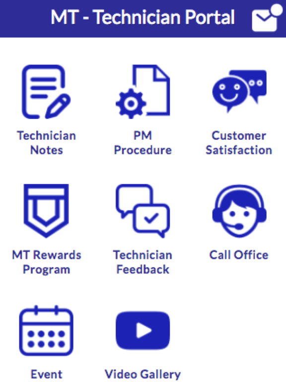 MT Technician Portal screenshot 6