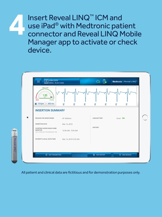 Reveal LINQ™ Mobile Manager CA screenshot-3