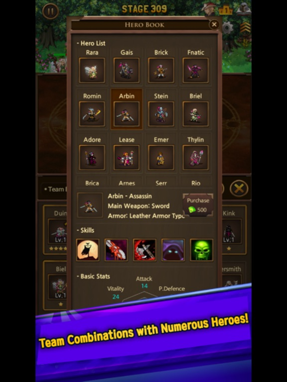 Screenshot #5 for Everybody's RPG Ruturns