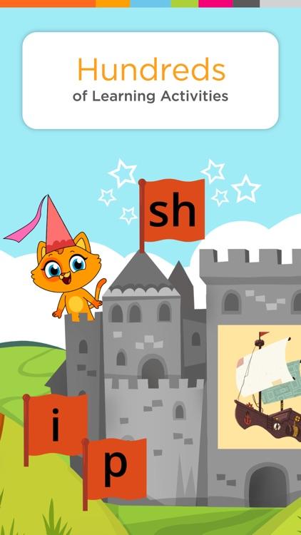 HOMER: Kids' Learn-to-Read App screenshot-5