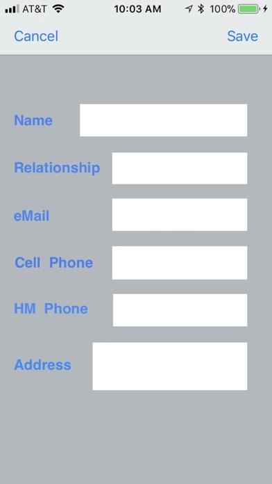 famMedLt Screenshots