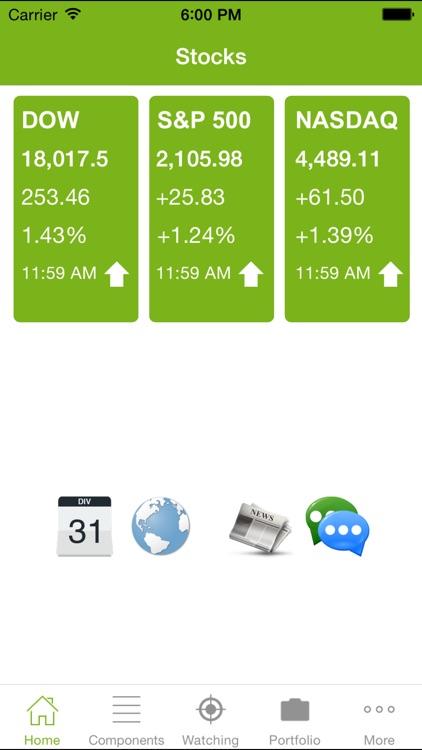 stocks portfolio manager by juan carlos munera vicente