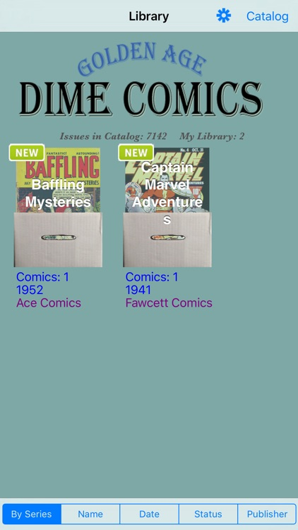 Dime Comics screenshot-3
