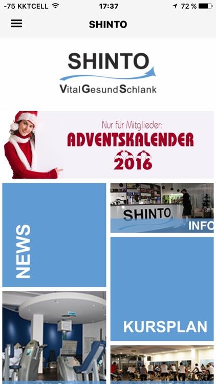 SHINTO - VitalGesundSchlank