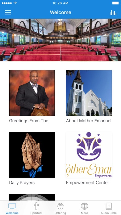 Mother Emanuel AME Church screenshot 1