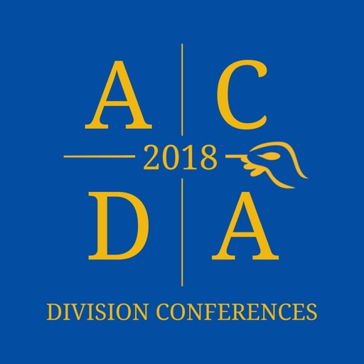 2018 ACDA Division Conferences