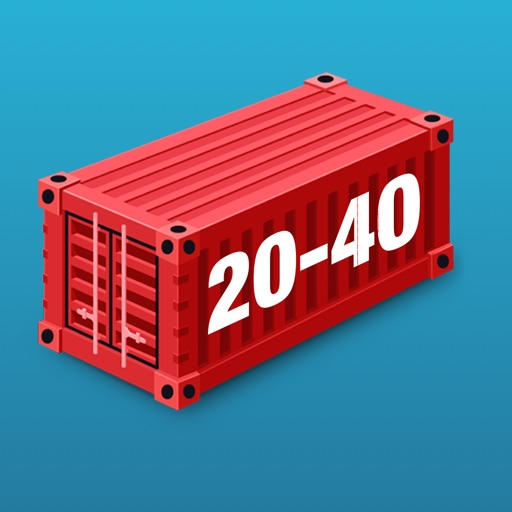 20-40 current rates for container transportations