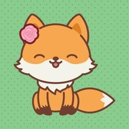 Cute Fox Emojis