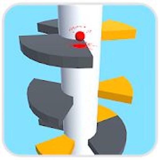 欢乐球球-天际螺旋跳跃