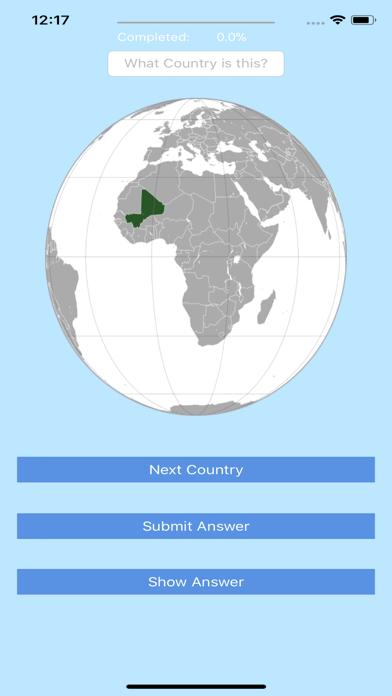 Brimmer Africa Map Quiz | App Price Drops