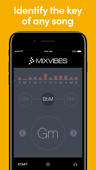 Key Detect - Music Harmony Finder screenshot