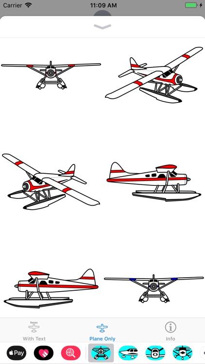 DHC-2 Beaver Sticker App screenshot-4