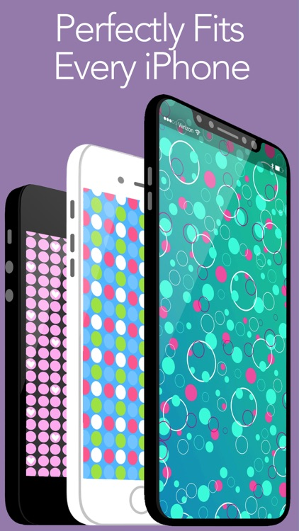 Polka Dot my Screen! Wallpaper & Backgrounds screenshot-1