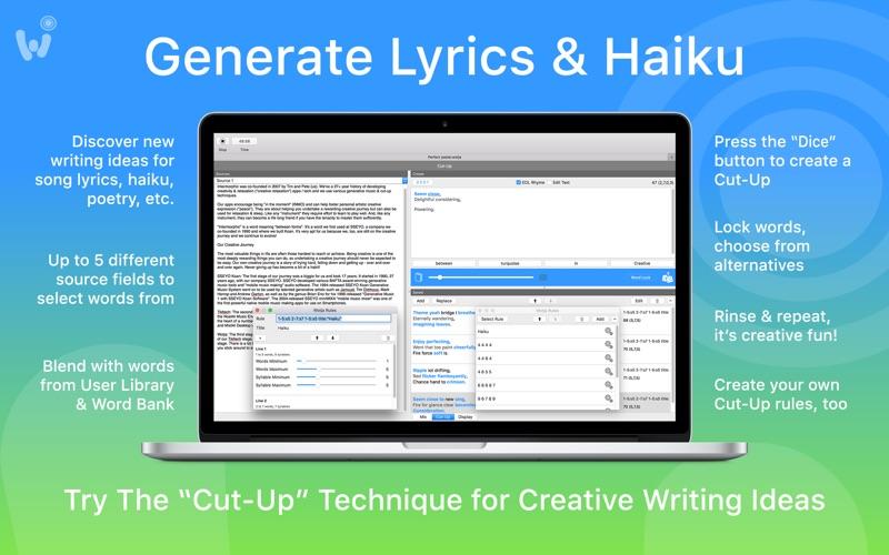 Wotja: Generative Suite скриншот программы 4