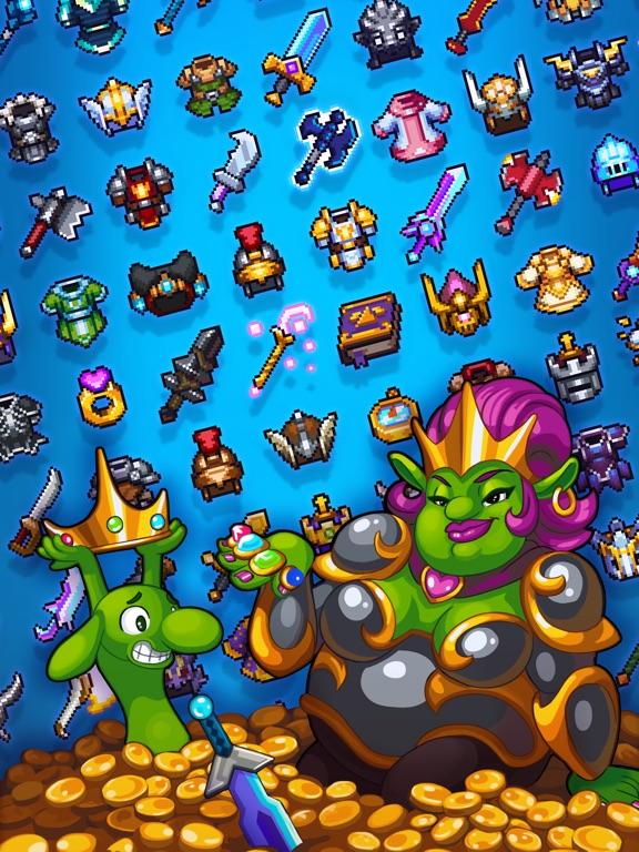 Скачать Dash Quest Heroes