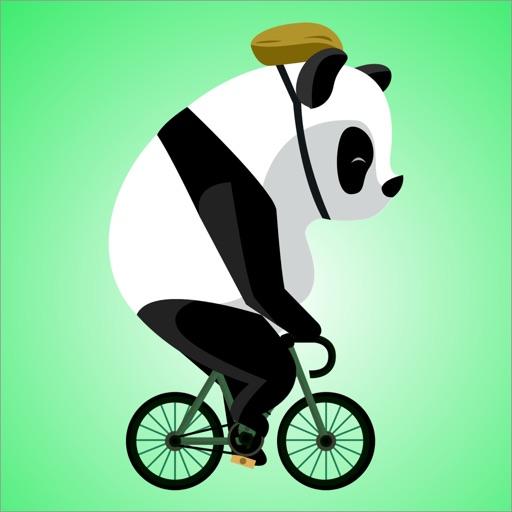 BikerPanda