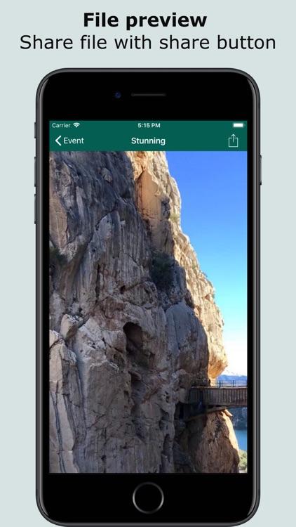 FileCalendar screenshot-4