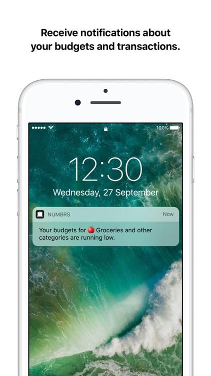 Numbrs - Mobile Banking App screenshot-3