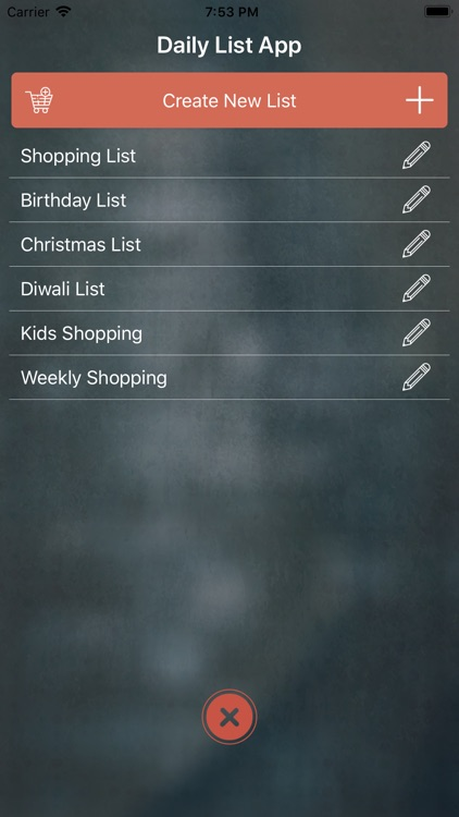 Today's Bucket screenshot-3