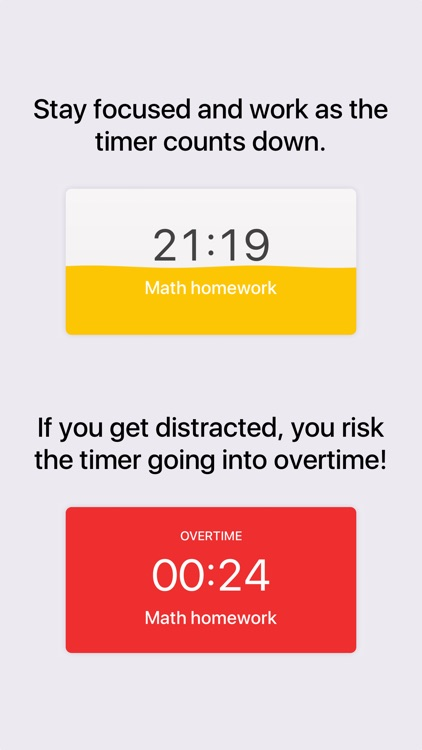 Time 2: Beat Procrastination