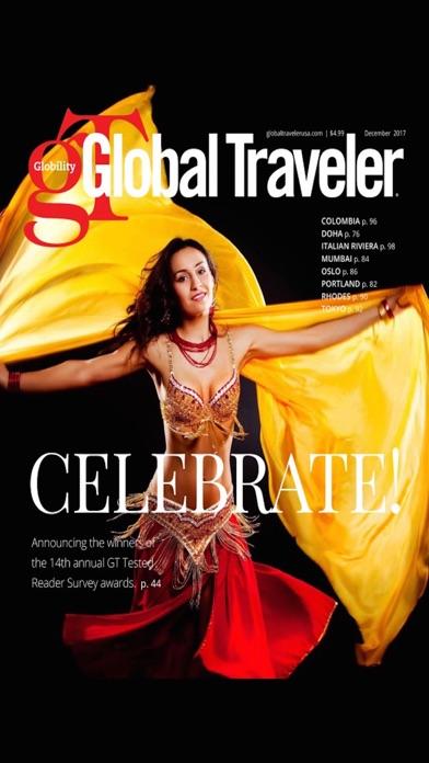 Global Traveler Magazineのおすすめ画像1