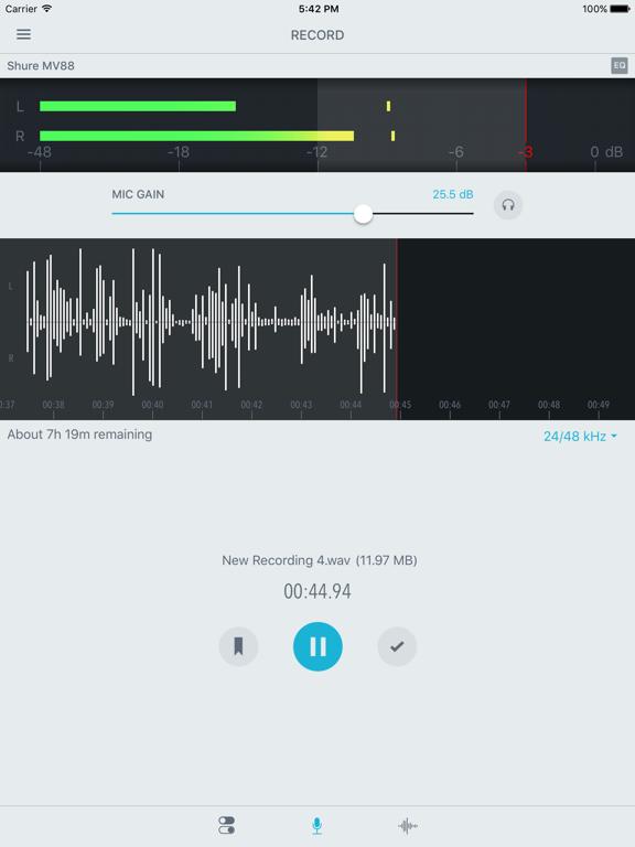 iPad Näyttökuva 1
